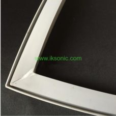high temperature heat resistant silicone microwave seal large oven silicone rubber seal