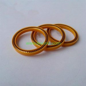 spring-loaded ptfe shaft seals plastic high pressure seal