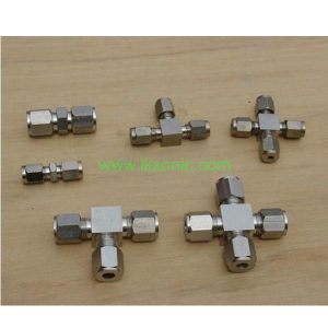 stainless steel manufacturer Fittings And Connectors Gas Chromatography precision instruments