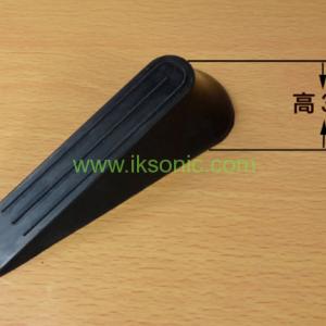Blister card packed rubber door stopper