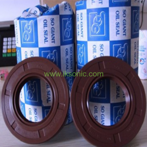 High performance auto machine and automotive SOG oil seal