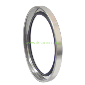 Hydraulic PTFE stainless Steel iron oil seal