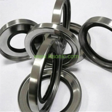 PTFE stainless Steel iron oil seal