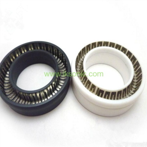 Peek rotary Bore Seal shaft plunger Seal