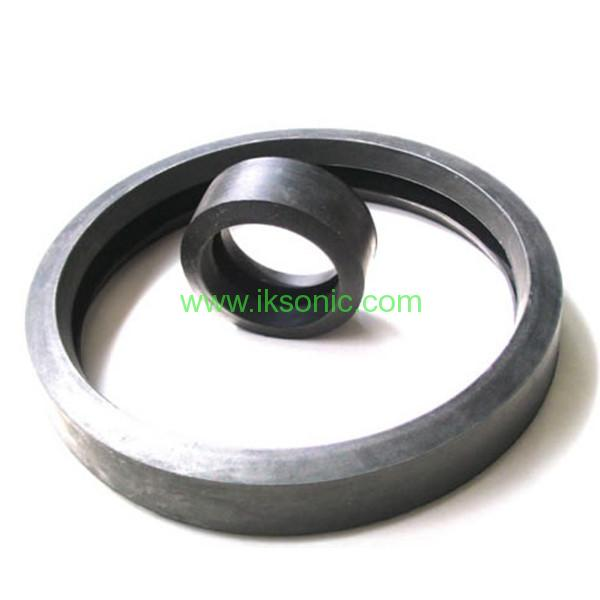 Victaulic silicone seal gasket ring pipe line jointiksonic
