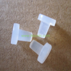 Water resistant T shape silicone rubber plug