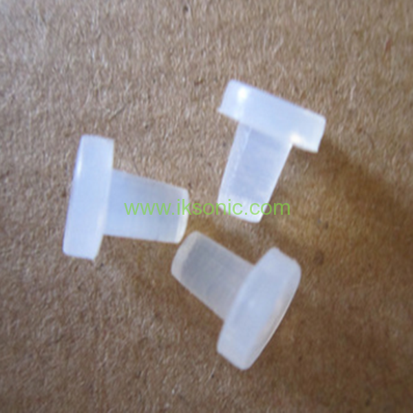T Shape Silicone Rubber Plugiksonic Leading Manufacturer