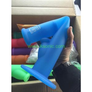 adventurer strong silicone bong water pipe china manufacturer flexible rubber 600 600