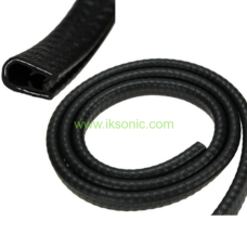 edge trim seal gasket for metal plate rubber seal
