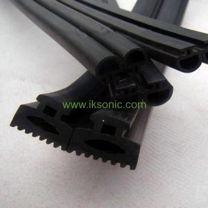 glass curtain wall sealing rubber seal strip glass seal plastic