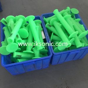 green strong silicone bong water tube flexible water pipe china manufacturer