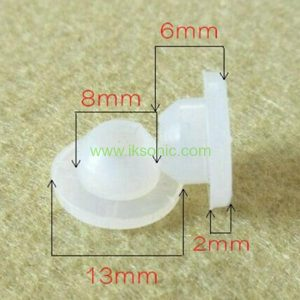medical rubber stopper