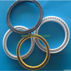 Carbon filled Spring Energized PTFE Lip Seal
