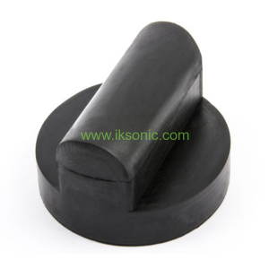 New style Audi R8 Black Rubber jack pad car