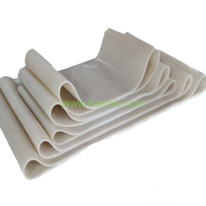Silicone Conveyor Belt white Conveyor Belt fabric reinforced
