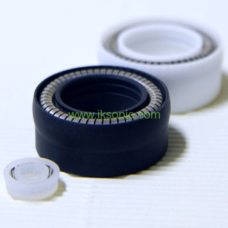 Spring Energized PTFE Seals Spring PTFE Sealing with 304 steel