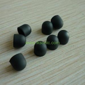 conductive silicone rubber tip