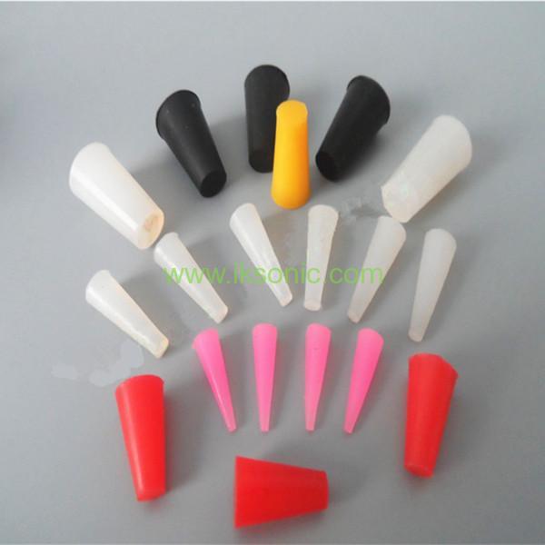 Flexible Rubber Caps Plugs Chemical Resistant Reusable