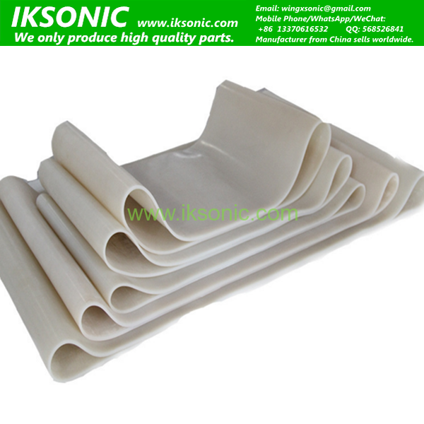 Disposable gloves machine Silicone Conveyor Belt