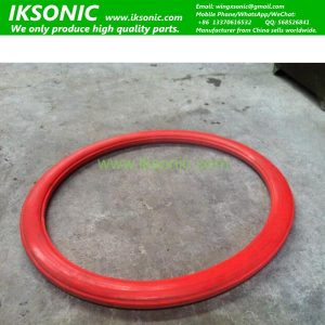 Heat resistant Stepping Sintering Machine Silicone rubber Seal