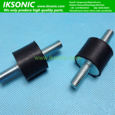 VV type NR rubber engine mounts with screw