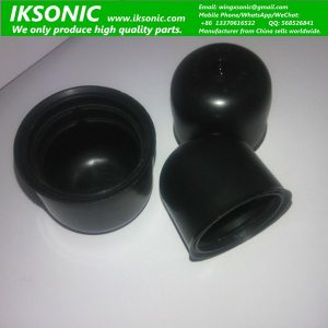 Protective Plastic Bolt Cover Caps Reflective Band Iksonic