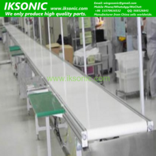 High temperature and oil resistant Silicone Bread Baking Conveyor Belt