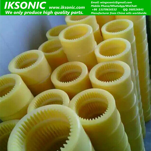 NL inner coupling tooth set PA6, PA66, nylon reinforced nylon inner sleeve gear