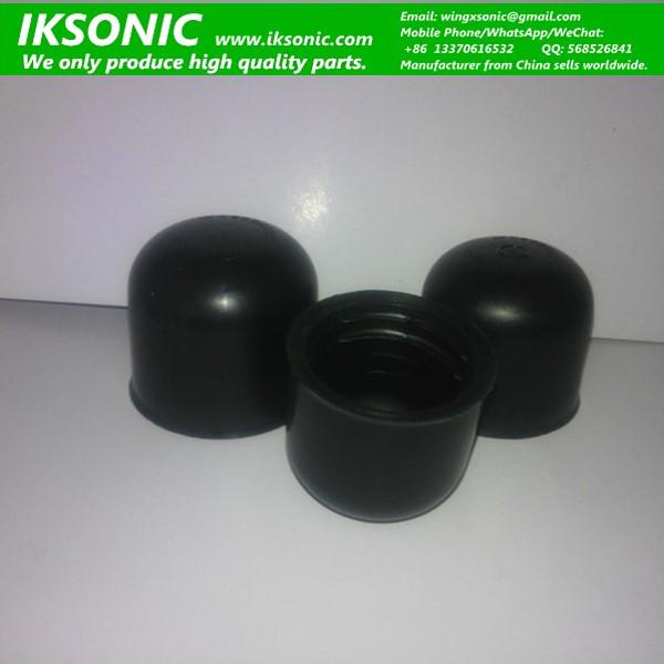 Plastic bolt protection end caps manufactureriksonic