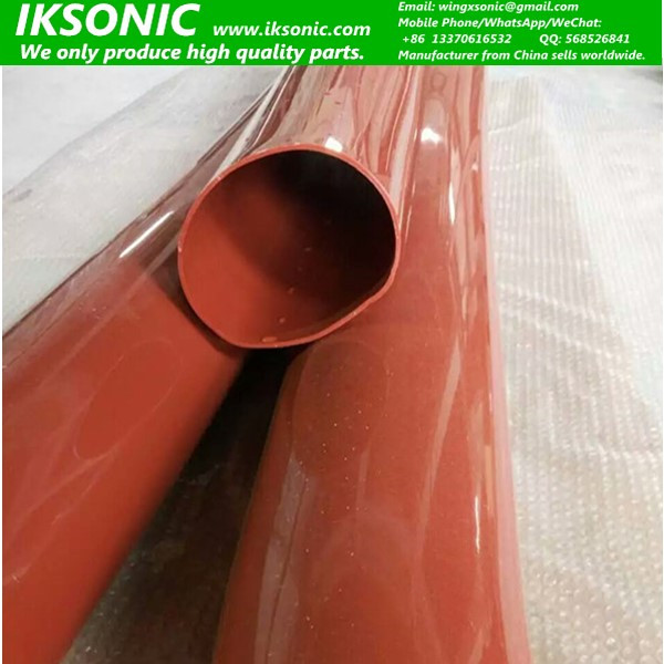 Red silicone tube manufacturer
