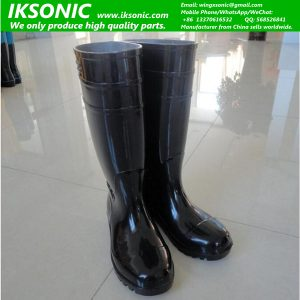 steel toe rubber boots manufacturer work safety