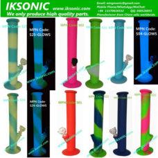 various glow strong silicone bong water pipe smoking bong