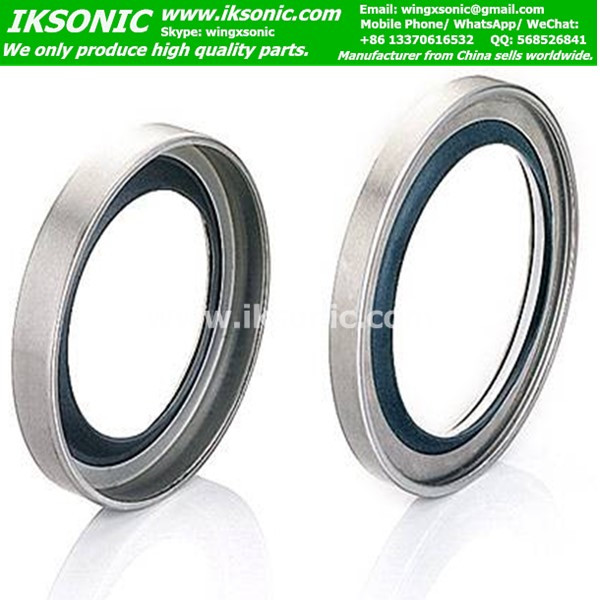 Air compressor stainless steel PTFE oil sealIKSonic Leading