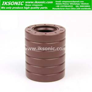 Brown viton NQK SF oil seal