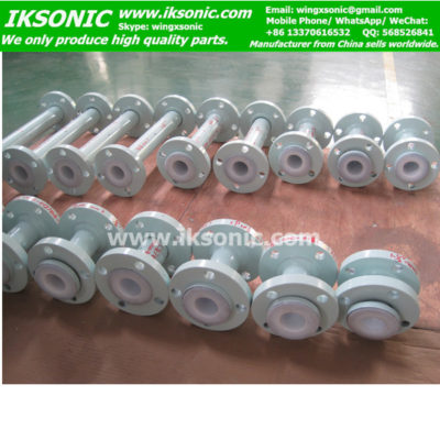 PSI Blind Flanges PTFE Lined Carbon Steel Filler Flanges PTFE Lined steel pipe PIPE Factory www.iksonic.com