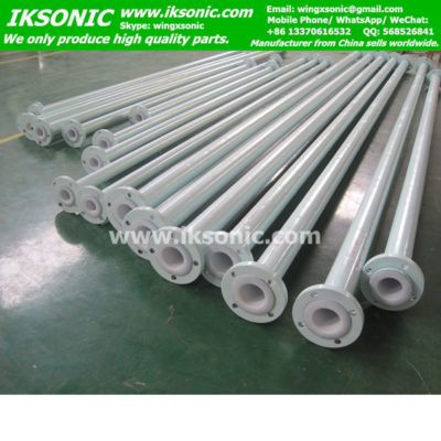 cs ptfe lined pipes ptfe lined carbon steel pipe PIPE Factory www.iksonic.com
