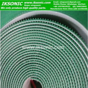 PVC Grass Conveyor Belt Green Rubber Belt PVC Grip Top Conveyor Belt
