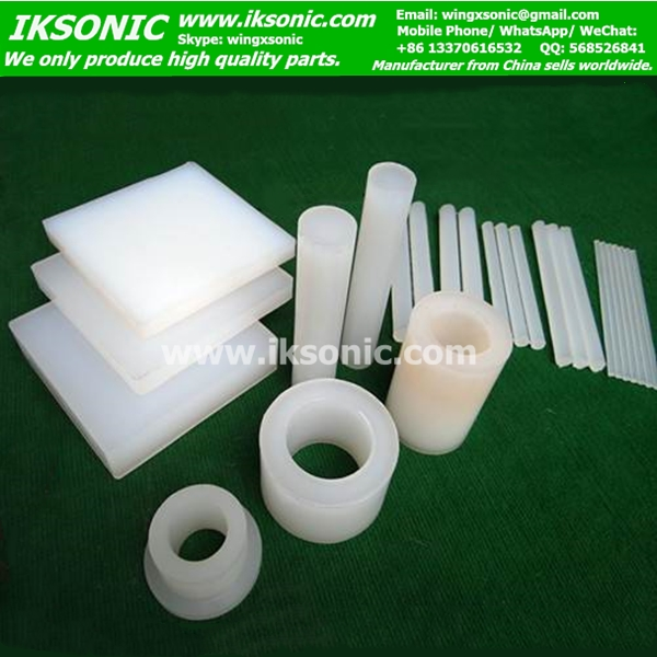 PCTFE seal F3 Rod sheet tube iksonic low temperature