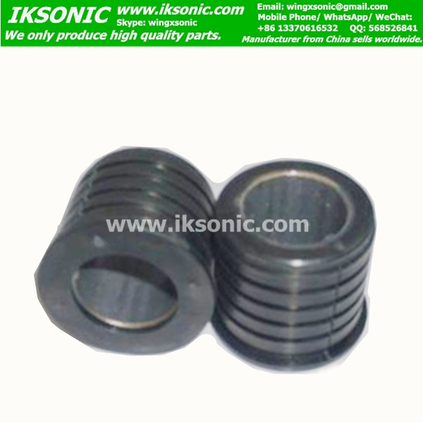 rubber and metal bonding iron copper aluminum bonded vulcanizate