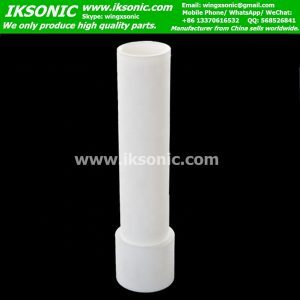 Teflon PTFE Insulator Bushing Tube for Polysilicon Rod Production