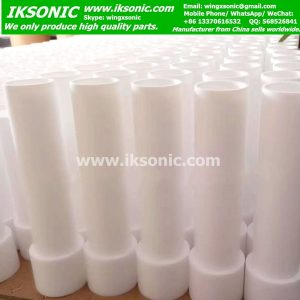 Teflon PTFE insulating sleeve Polysilicon production